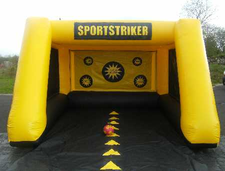 Sportstiker inflatable sports cage, speed cage
